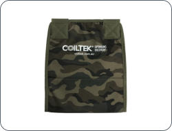 Coiltek control box cover for SD/GP/GPX detectors. Open front and rear.