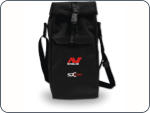 SDC2300 detector backpack/carry bag.