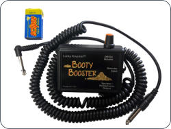 Booty Booster Mark 1 with normal or Lithium Ion battery.