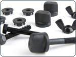 "Kit has 4 x coil washers, 1 x thumb bolt and 2 nuts, 2 x 2"" bolts and wingnuts."